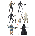 Star Wars Episode VII Black Series Action Figures 15 cm 2016 Wave 3 Assortment (6)