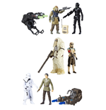 Star Wars Universe Action Figures 10 cm 2-Packs 2016 Wave 1 Assortment (8)