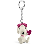 Peanuts Keychain Belle with Heart 10 cm