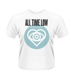 All Time Low T-shirt Future Hearts