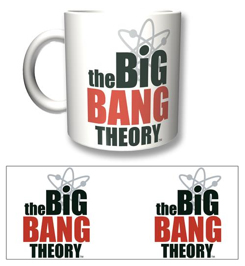 Big Bang Theory Mug Logo