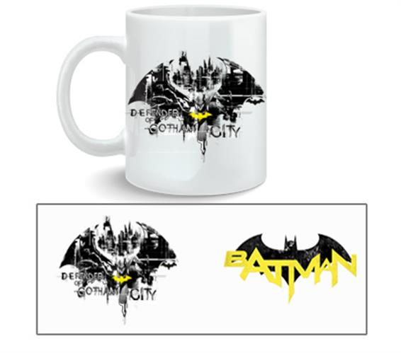 Batman Mug Defender Of Gotham