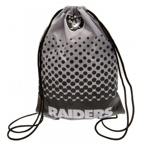 Oakland Raiders Gym Bag FD