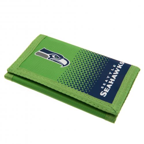 Seattle Seahawks Nylon Wallet FD