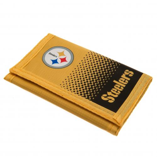 Pittsburgh Steelers Nylon Wallet FD