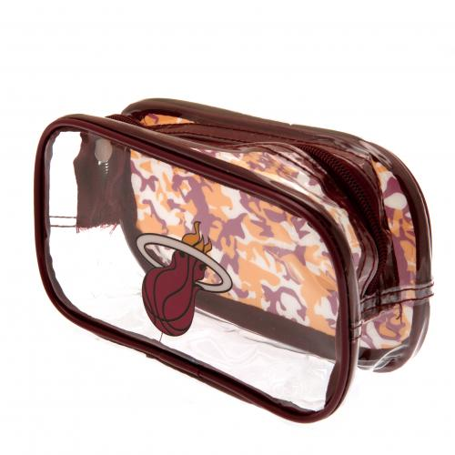 Miami Heat Pencil Case