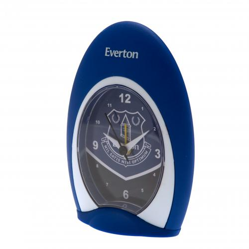 Everton F.C. Quartz  Alarm Clock