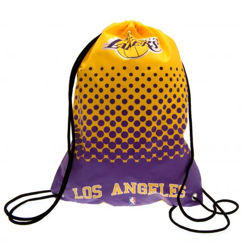 Los Angeles Lakers Gym Bag FD