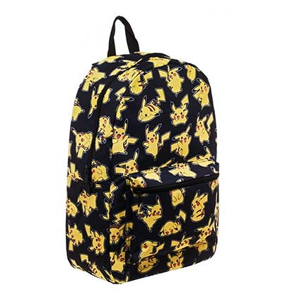 POKEMON Pikachu Sublimated Backpack