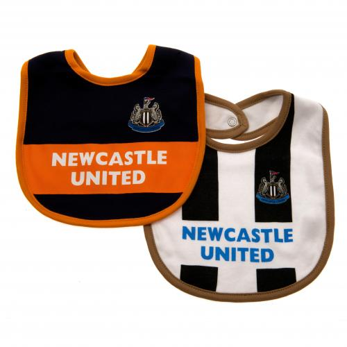 Newcastle United F.C. 2 Pack Bibs