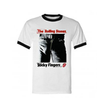 The Rolling Stones T-shirt - Adult Ringer