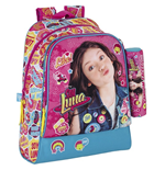 Soy Luna backpack 33 with pencil case