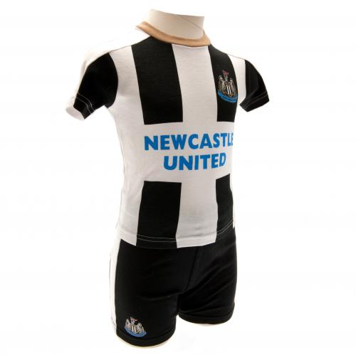 Newcastle United F.C. Shirt & Short Set 6/9 mths