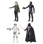 Star Wars Hero Series Action Figures 30 cm 2016 Wave 3 Assortment (8)