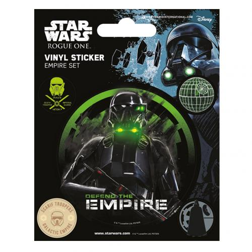 Star Wars Rogue One Stickers Empire