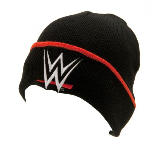 WWE Knitted Hat Junior TU