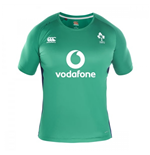 2016-2017 Ireland Rugby Superlight Poly Training Tee (Green)