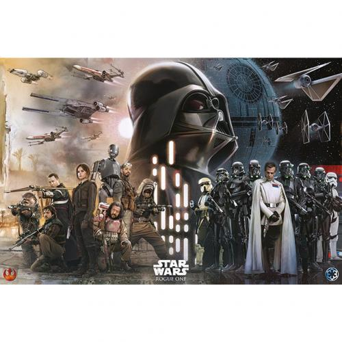 Star Wars Rogue One Poster 243
