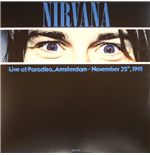 Vynil Nirvana - Live At Paradiso  Amsterdam November 25  1991