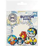 DC Comics Superheroes Pin 237128