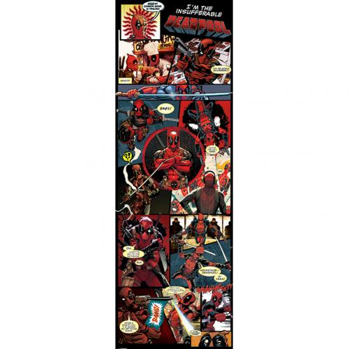 Deadpool Door Poster 304