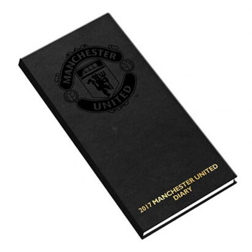 Manchester United F.C. Pocket Diary 2017