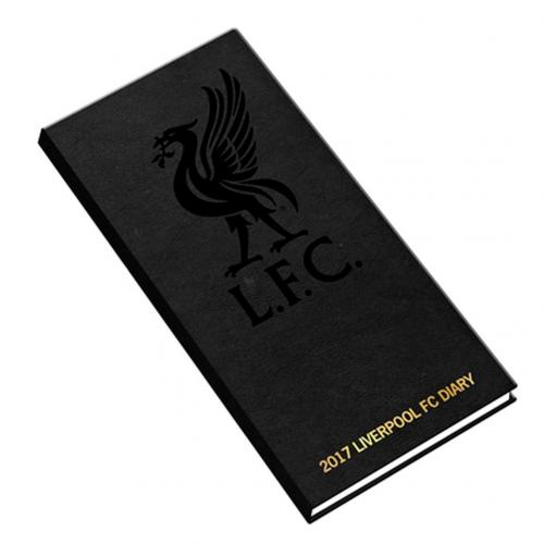 Liverpool F.C. Pocket Diary 2017