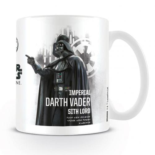 Star Wars Rogue One Mug Darth Vader