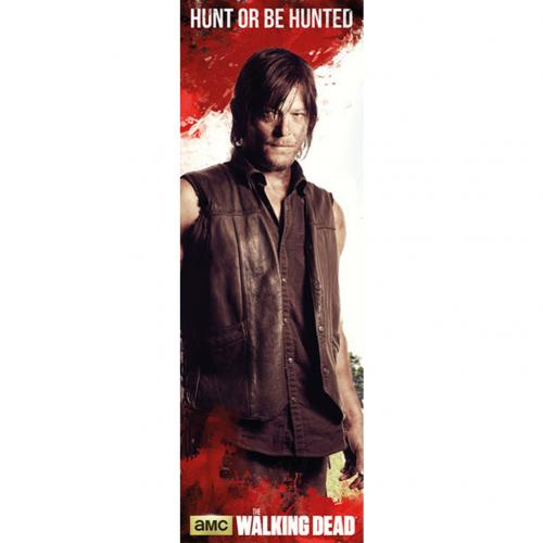 The Walking Dead Door Poster Daryl 315