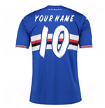 2016-17 Sampdoria Home Shirt (Your Name) -Kids