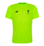 2016-2017 Liverpool Elite Pre-Match Training Shirt (Toxic) - Kids
