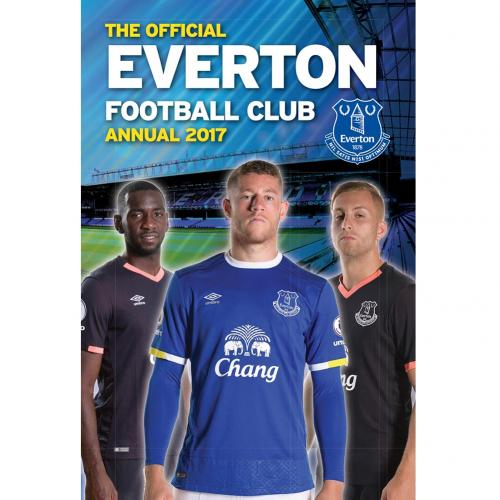 Everton F.C. Annual 2017