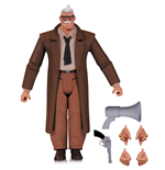 Batman The Animated Series Action Figure Commissioner Gordon 15 cm