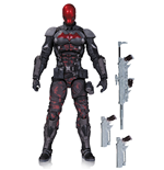 Batman Arkham Knight Action Figure Red Hood 17 cm