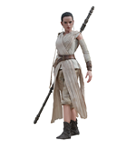Star Wars Episode VII Movie Masterpiece Action Figure 1/6 Rey 28 cm