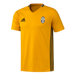 2016-2017 Juventus Adidas Training Tee (Gold) - Kids