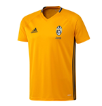 2016-2017 Juventus Adidas Training Shirt (Gold)