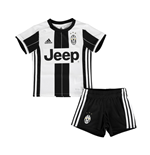 2016-2017 Juventus Adidas Home Baby Kit