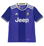2016-2017 Juventus Adidas Away Shirt (Kids)