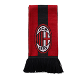 2016-2017 AC Milan Adidas Scarf (Red-Black)