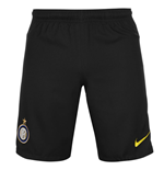 2016-2017 Inter Milan Home Nike Football Shorts (Kids)