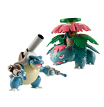 Pokemon Supreme Action Figures 15 cm Assortment (2)