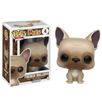 Funko POP! Pets Vinyl Figure French Bulldog 9 cm