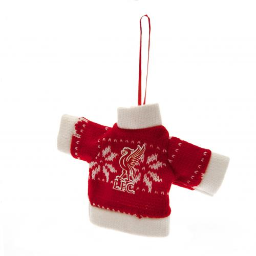 Liverpool F.C. Nordic Jumper Decoration