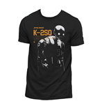 Star Wars Rogue One T-shirt K-2SO