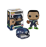 NFL POP! Football Vinyl Figure Russell Wilson (Seattle Seahawks) 9 cm