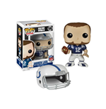 NFL POP! Football Vinyl Figure Andrew Luck (Colts) 9 cm