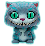 Alice in Wonderland POP! Disney Vinyl Figure Cheshire Cat GITD 9 cm