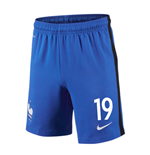 2016-17 France Home Shorts (19) - Kids