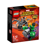 DC Comics Superheroes Lego and MegaBloks 238270